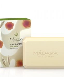Cloudberry & Oat milk body and hand soap / Jabón Corporal y Manos Leche de Avena & Mora 150GR
