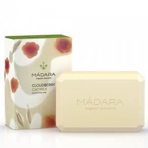 Cloudberry & Oat milk body and hand soap / Jabón Corporal y Manos Leche de Avena & Mora 150GR