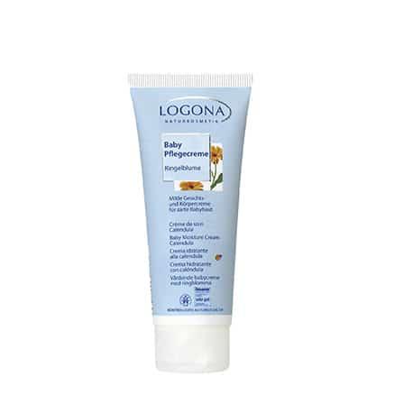 Logona Crema Hidratante con Calendula para Bebe 100gr