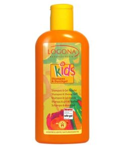 CHAMPU & GEL DUCHA KIDS 200ML