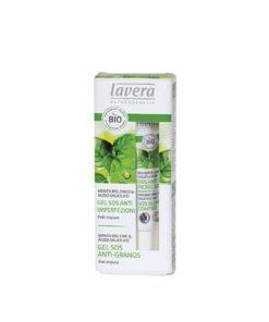 Lavera Gel sos anti-acné