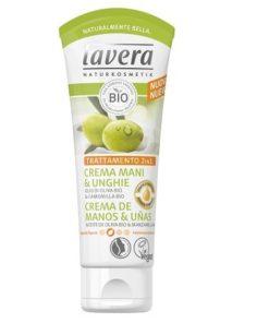 Lavera Crema manos y uñas 2en1