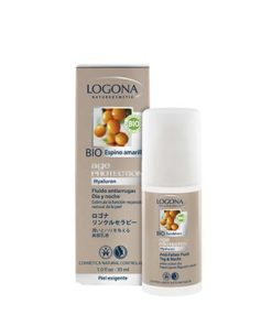 Logona Fluido Antiarrugas Age Protection. 30ml
