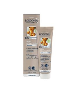 Logona Crema de Noche Age Protection. 30ml