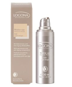 Logona Maquillaje Natural Finish 02 Light Beige
