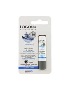 Logona Balsamo Labial Hidratante con Acido Hialuronico & Kalpariane