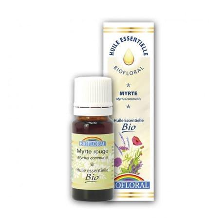 Biofloral Aceite esencial Mirto rojo 10ml