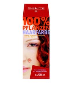Colorante Vegetal Rojo Natural Sante