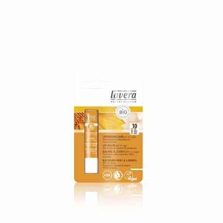 Lavera Bálsamo labial protector SPF10