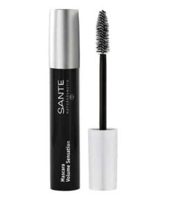 Sante Mascara Pestañas Volume Sensation 01 Black