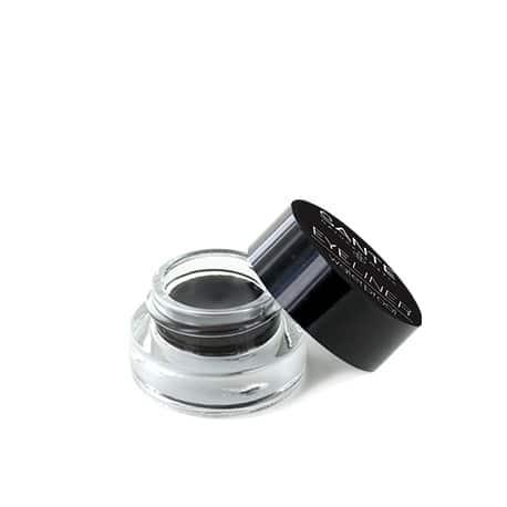 Sante Eyeliner Waterproof 01 Stay Black