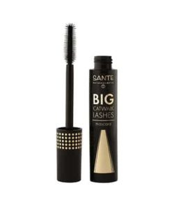 MASCARA PESTAÑAS BIG CATWALK 01 BLACK