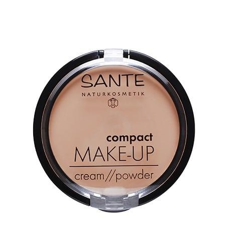 Sante Maquillaje Compacto Polvo-Crema 01 Natural