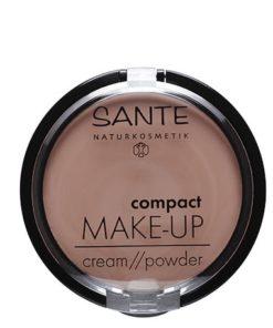 Sante Maquillaje Compacto Polvo-Crema 03 Golden