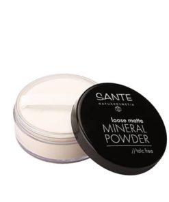 Sante Polvos Minerales Sueltos Mate 01 Light