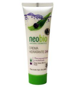 Crema Hidratante 24H Neobio