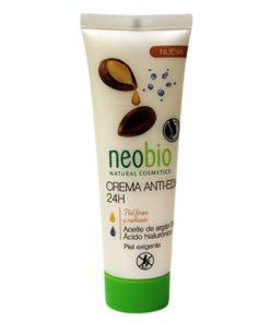 Crema Antiedad 24H Neobio