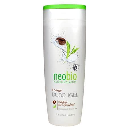 Gel Ducha Energy Cafeina&Te Verde  Neobio