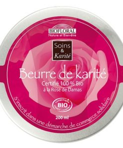 MANTECA KARITE & ROSA 200ml