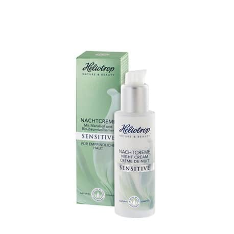 Heliotrop Crema de Noche Sensitive 50ml