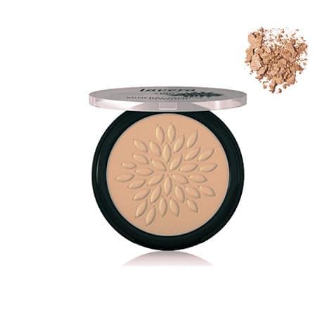 Lavera Maquillaje polvo compacto 03 Honey