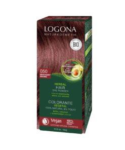 Logona Tinte Colorante Vegetal Color Caoba 050