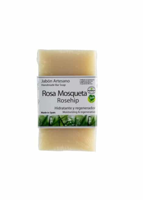 Jabón de Rosa Mosqueta 130GR