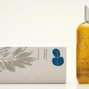Aceite corporal - Aromaterapia: tónico-estimulante-vigorizante-respiratorio 250ml
