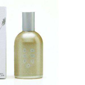 Armonia - Aceite de masaje aromaterapéutico, Ecológico 100% Orgánico 100ml