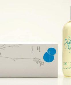 Aceite corporal formulado para bebés para uso familiar y profesional 250ml