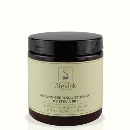 Steviak Peeling corporal botanico de stevia bio