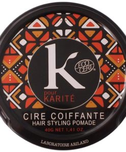 K pour Karité Cera de peinado Cire Coiffante