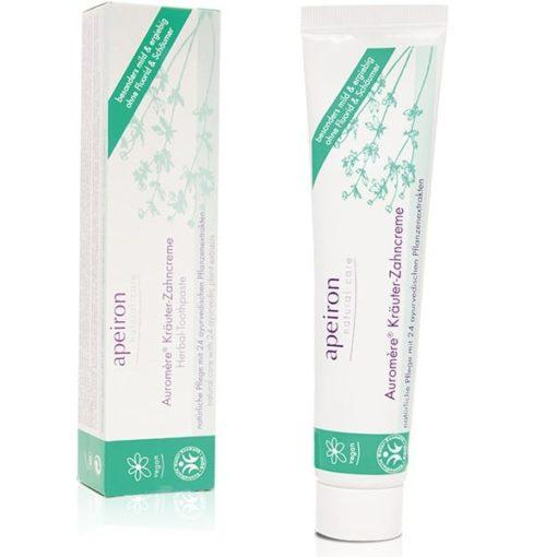 Apeiron Herbal Toothpaste (dentífrico herbal)