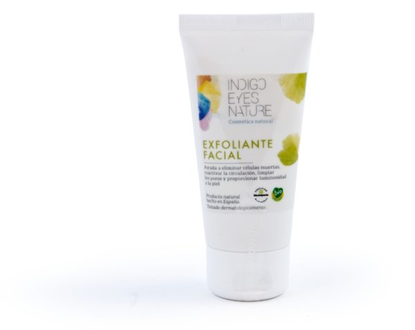Indigo Eyes Exfoliante Facial