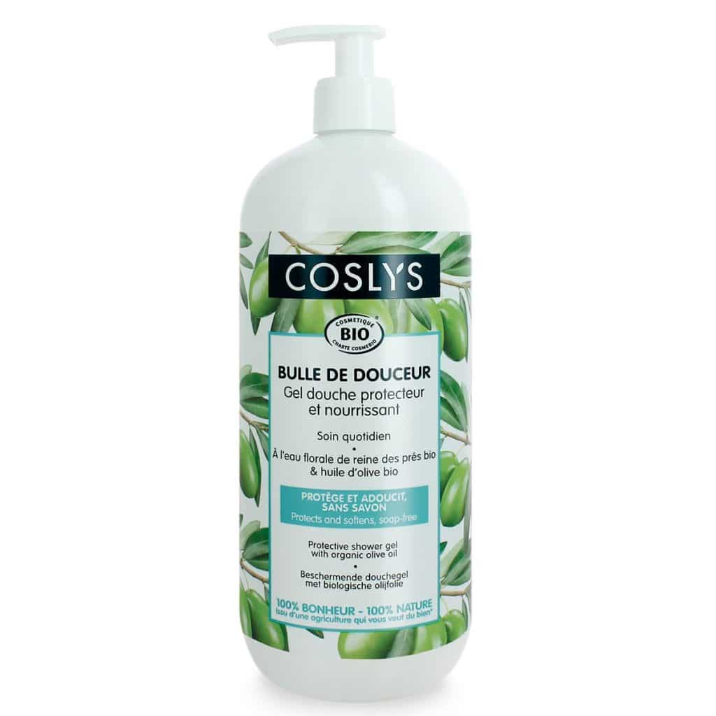 Coslys Gel de ducha protector con Aceite de oliva