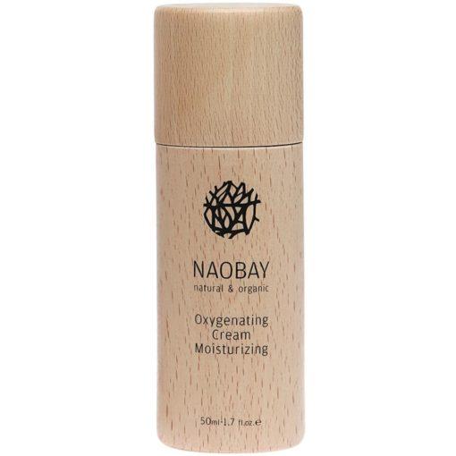 Naobay Crema Facial Oxigenante Hidratante