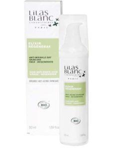 Lilas Blanc Elixir Regenerante Antiarrugas de Noche