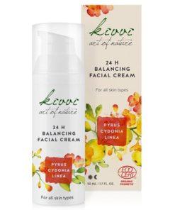 Kivvi 24h Cydonia Balancing Cream