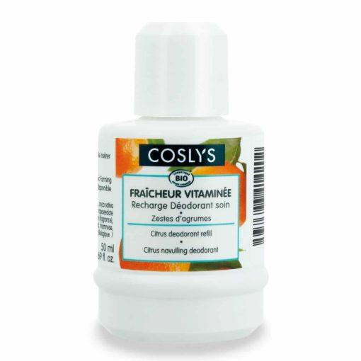 Coslys Recambio de Desodorante de Naranja dulce