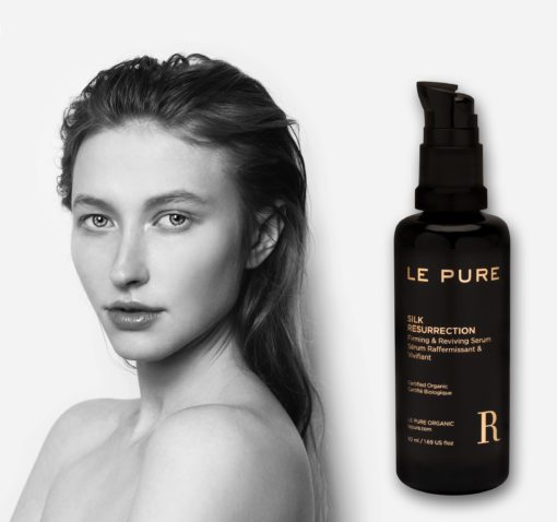 LE PURE - Model and Silk Resurrection