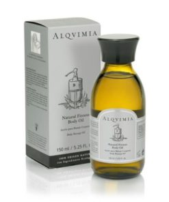 Alquimia Natural Fitness Body Oil