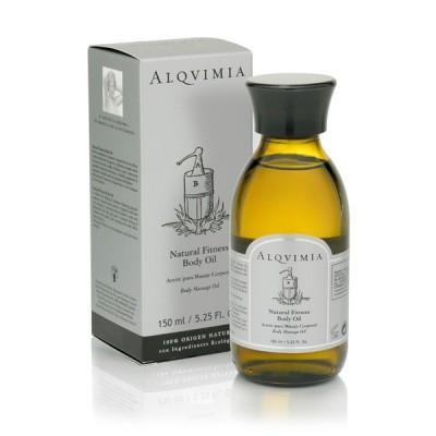Alquimia Natural Fitness Body Oil