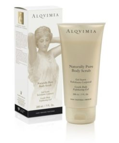 Alquimia Naturally Pure Body Scrub