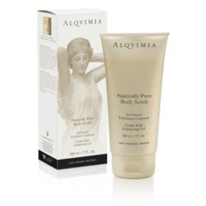 Alquimia Naturally Pure Body Scrub