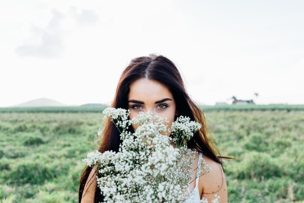 Imagen chica joven