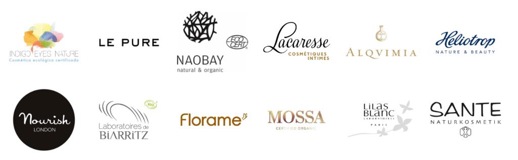 自然化粧品ブランド