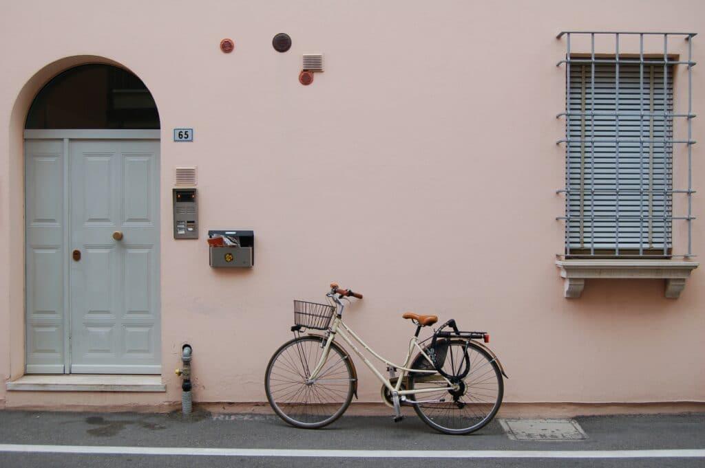Bicicleta envio