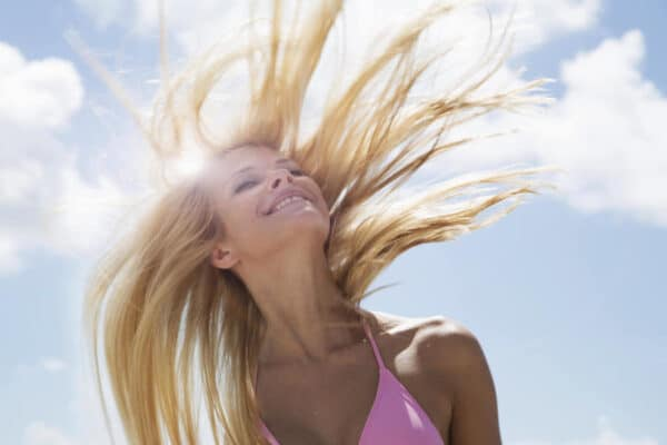 Protect Your Hair from the Sun 3