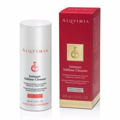 Alqvimia Intimate Sublime Cleanser 100ML 3