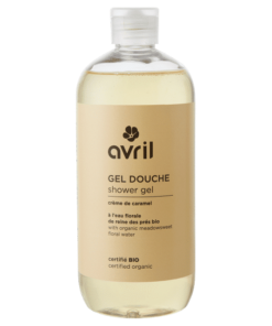 Avril Gel de Ducha Crema de Caramelo. 500ml